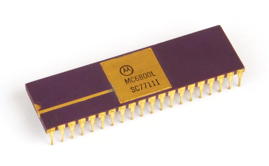 Motorola MC6800